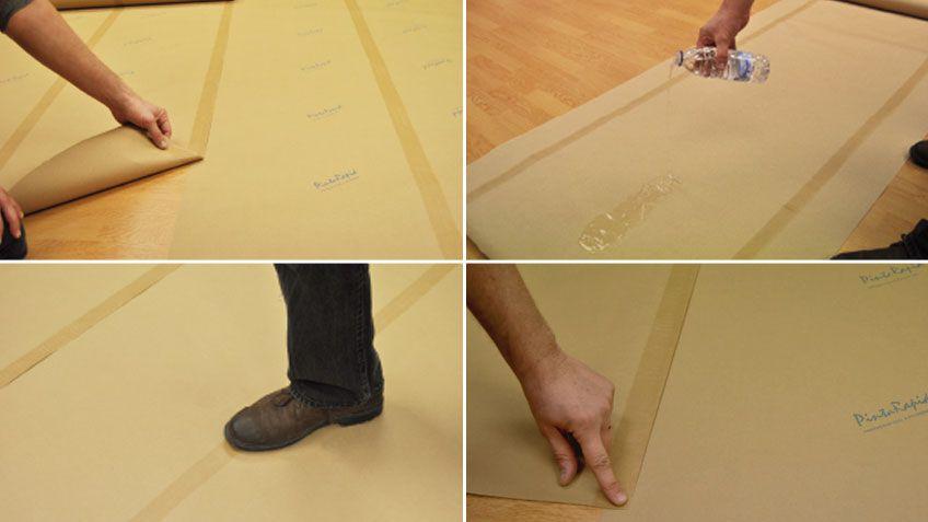 Comment protéger tous les espaces de la maison bien avant de peindre