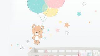 Décorez la chambre des enfants avec du vinyle décoratif