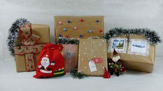 5 idées pour décorer des cadeaux avec du papier kraft