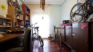 Décorer le studio avec un atelier de vélo - étape 1
