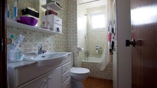 Mettre à jour une petite et ancienne salle de bain, sans faire aucun travail!  - Étape 1