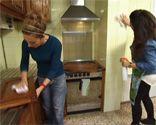 Rénover l'ancienne cuisine avec peu d'argent