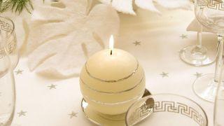 Idées pour habiller la table pour Noël - Étape 8