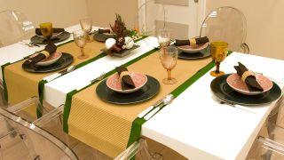 Idées pour habiller la table pour Noël - Étape 6