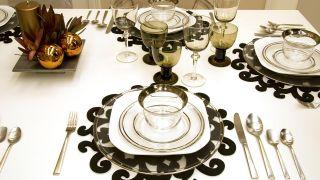 Idées pour habiller la table pour Noël - Étape 9