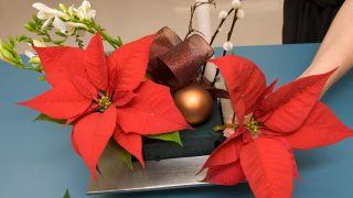 Idées pour habiller la table pour Noël - Étape 4