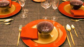 Idées pour habiller la table pour Noël - Étape 10