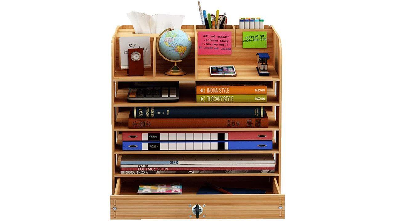 3. Armoire pour cahiers et carnets de croquis avec tiroir