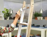 Comment faire un bureau avec une échelle