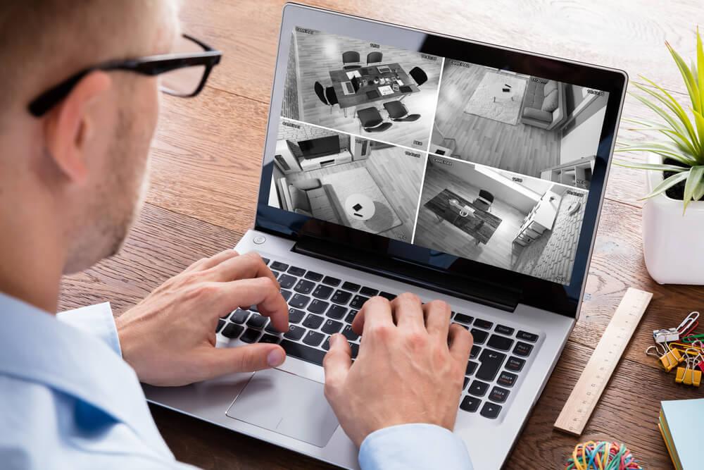 Gérer se caméras ip et les enregistrements sur son laptop
